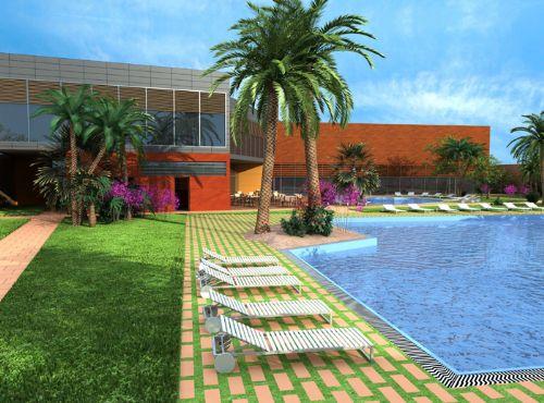 Arquimunsuri concurso piscina moncada for Piscinas publicas valencia